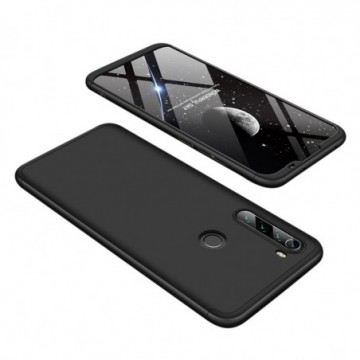GKK 360 Protection Case Full Cover Xiaomi Redmi Note 8T black