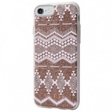 Guess GUHCP7TGTA iPhone 6/7/8 hardcase Tribal 3D