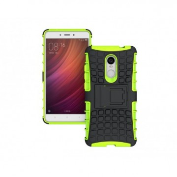 Armor Kickstand Case for Xiaomi Redmi Note 4X / Note 4 (Snapdragon Global Version) green