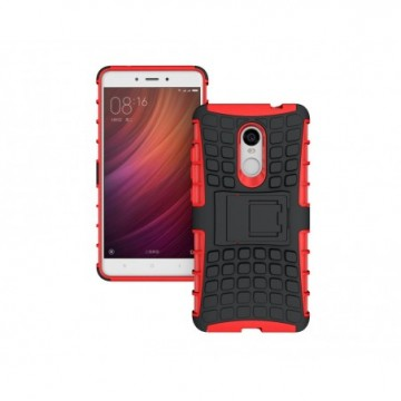 Armor Kickstand Case for Xiaomi Redmi Note 4X / Note 4 (Snapdragon Global Version) red
