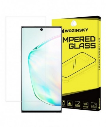 Wozinsky 3D Screen Protector Film Full Coveraged for Samsung Galaxy Note 10 Plus