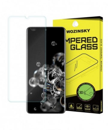 Wozinsky 3D Screen Protector Film Full Coveraged for Samsung Galaxy S20 Ultra