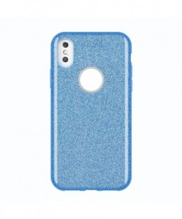 Wozinsky Glitter Shining Cover for Huawei Mate 30 Lite blue
