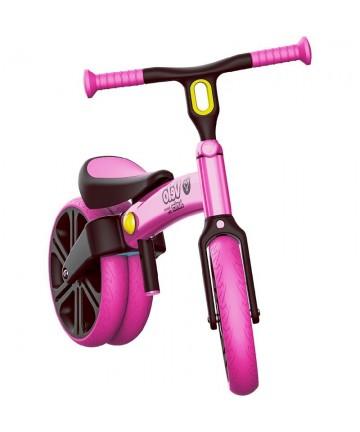 Ποδήλατο Ισορροπίας Y Velo 2018 - Pink