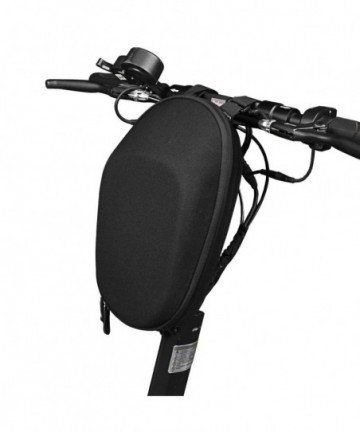 B-Soul Waterproof electric scooter handlebar bag 6L black (YA300)