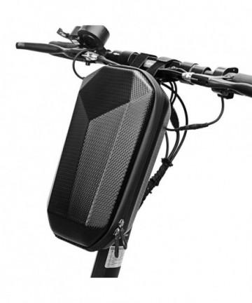 B-Soul Waterproof electric scooter handlebar bag 4 L black (YA303)