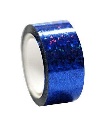 Αυτοκόλλητη ταινία Diamond με μεταλλικό χρώμα, μπλε (54.00240)