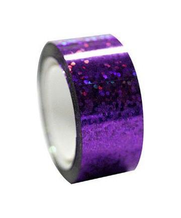 Αυτοκόλλητη ταινία Diamond με μεταλλικό χρώμα, μωβ (54.00238)