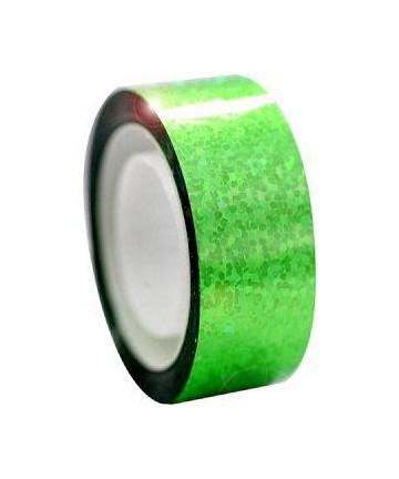 Αυτοκόλλητη ταινία Diamond με μεταλλικό χρώμα, πράσινη (54.00246)