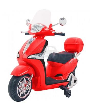 Ηλεκτροκίνητη Μηχανή Piaggio Liberty Original 52450961 Κόκκινη
