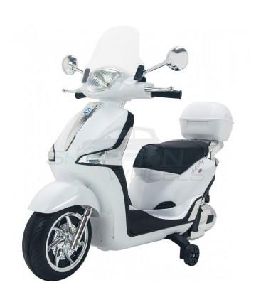 Ηλεκτροκίνητη Μηχανή Piaggio Liberty Original 52450961 Λευκή