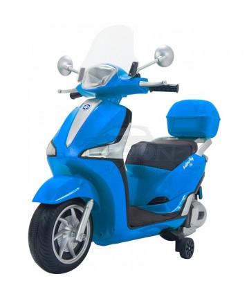 Ηλεκτροκίνητη Μηχανή Piaggio Liberty Original 52450961 Μπλε