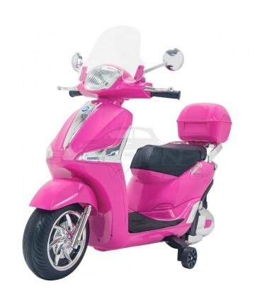 Ηλεκτροκίνητη Μηχανή Piaggio Liberty Original 52450961 Ροζ