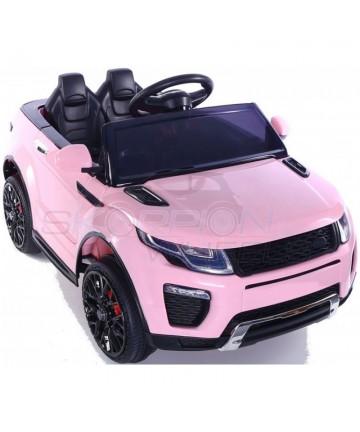 Ηλεκτροκίνητο Land Rover  5246044  Ροζ