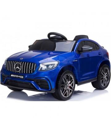 Ηλεκτροκίνητο Mercedes Benz GLC 63S AMG Original 52460621 Μπλε