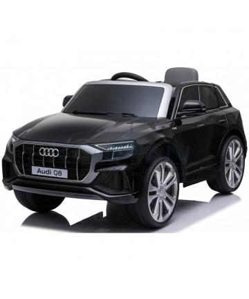 Ηλεκτροκίνητο Audi Q8 Original 52460661 Μαύρο