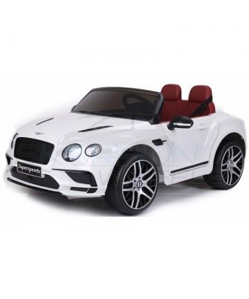 Ηλεκτροκίνητο Bentley Continental Supersports 5246015 Λευκό