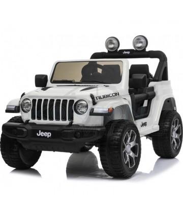 Ηλεκτροκίνητο Jeep Wrangler Rubicon 52470521 Λευκό