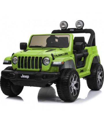 Ηλεκτροκίνητο Jeep Wrangler Rubicon 52470521 Πράσινο
