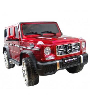 Ηλεκτροκίνητο Mercedes Benz G63 AMG 5247037 Μπορντό
