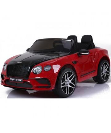 Ηλεκτροκίνητο Bentley Continental Supersports 52460151 Κόκκινο Μαύρο