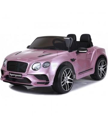 Ηλεκτροκίνητο Bentley Continental Supersports 52460151 Ροζ