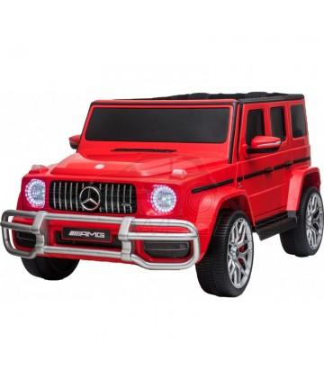 Ηλεκτροκίνητο Mercedes Benz G63AMG 52470371 Μπορντό