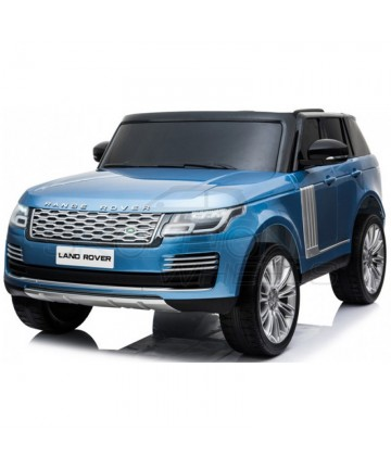 Ηλεκτροκίνητο Range Rover Original 52470321 Μπλε