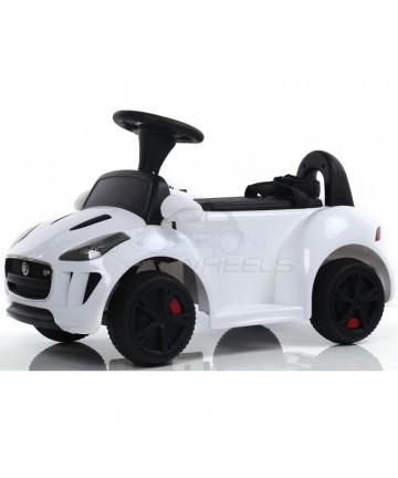 Παιδικό αυτοκίνητο Jaguar F Style  5244038 Λευκό