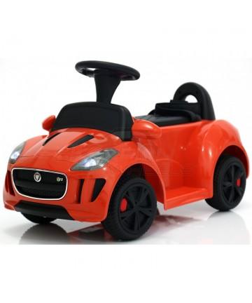 Παιδικό αυτοκίνητο Jaguar F Style  5244038 Πορτοκαλί