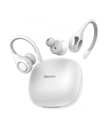 Baseus Encok W17 True Wireless Earphones TWS Bluetooth 5.0 white (NGW17-02)