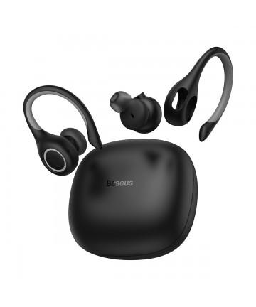 Baseus Encok W17 True Wireless Earphones TWS Bluetooth 5.0 black (NGW17-01)
