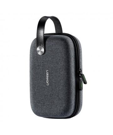 Ugreen Cable Accessory Storage Bag 20,3 x 12,9 x 7,2 cm gray (50903 LP152)