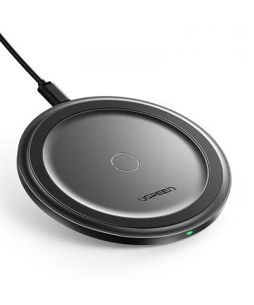 Ugreen wireless charger Qi 10W black (60470)