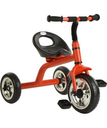 Παιδικό τρίκυκλο ποδήλατο Α28, ΚΟΚΚΙΝΟ