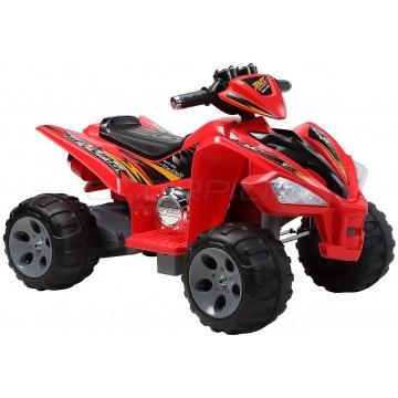 Ηλεκτροκίνητη Μηχανή Γουρούνα 5245007 Κόκκινη