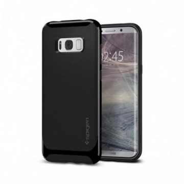 Spigen Neo Hybrid Galaxy S8 Shiny Black