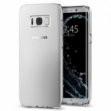 Spigen Liquid Crystal Galaxy S8+ Plus Crystal Clear